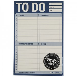 To do lists - Liz Weston aka Cambridge Mummy style