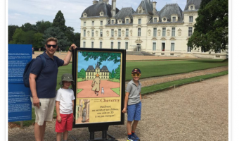 Travelling in Europe with children – #WestonsOnTour
